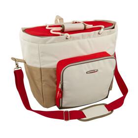 Campingaz Picnic Cooler Borsa termica 28l beige/rosso